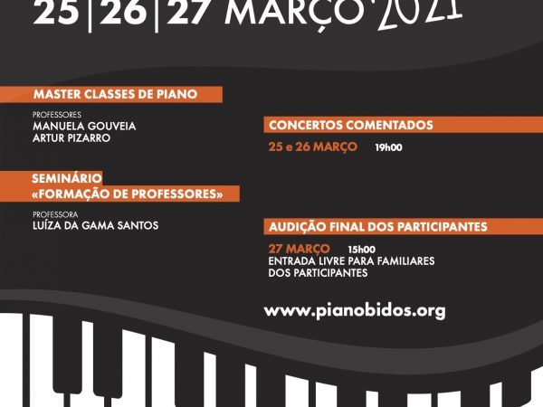 Course: Willems® piano in Portugal